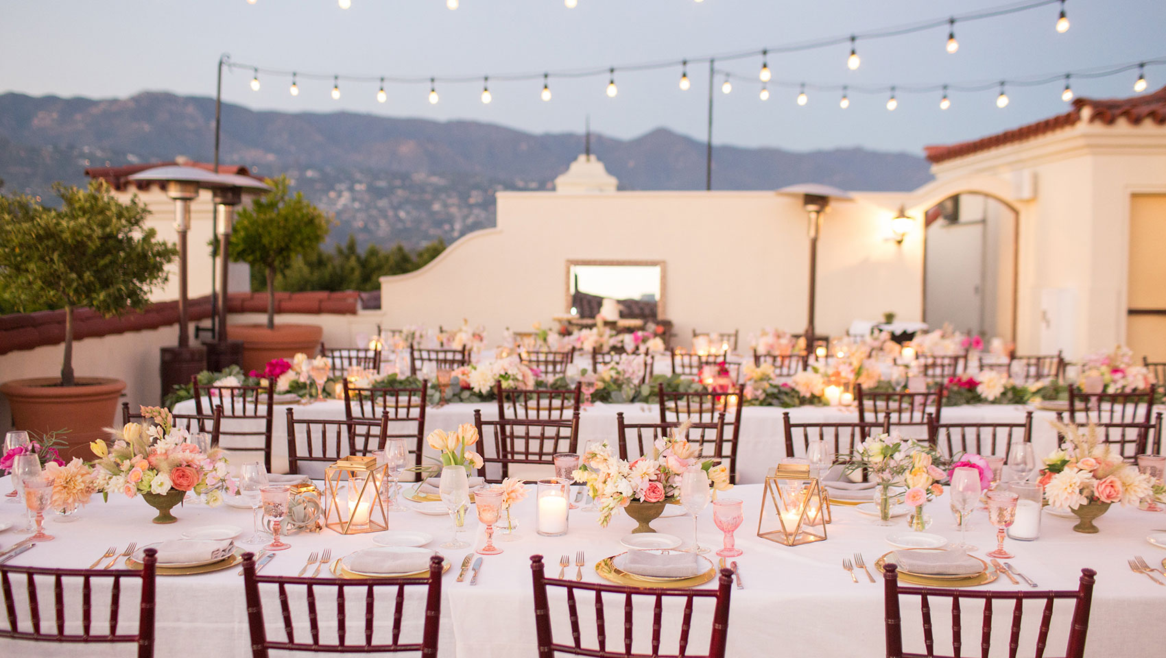 Santa barbara wedding venues kimpton canary hotel for Best places for wedding receptions