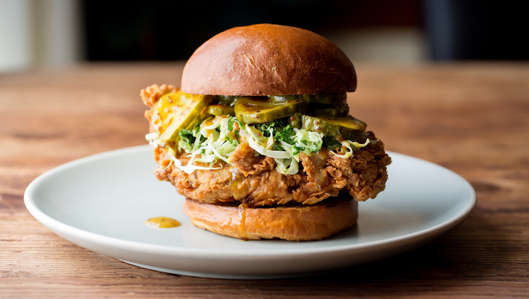 The Best Chicken Sandwich at Finch and Fork