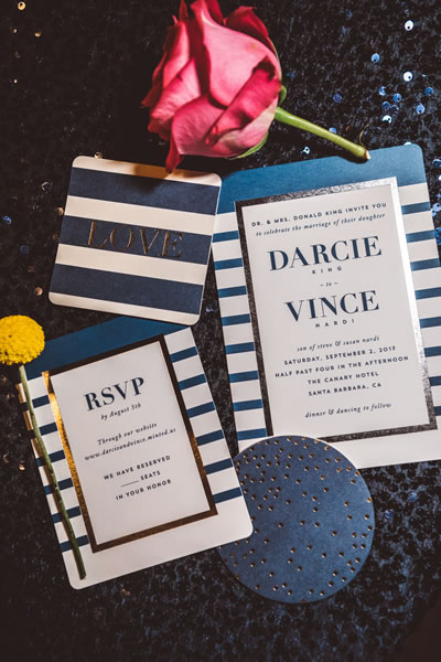 Darcie and Vince wedding
