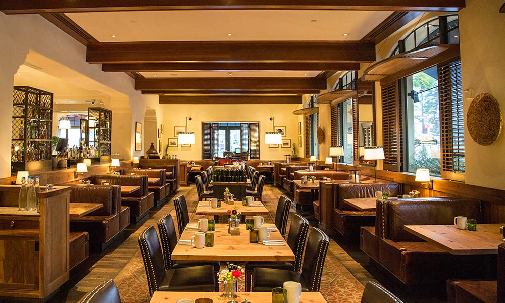 Restaurant Dining Room Flooring : Event space floor plans kimpton canary hotel