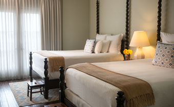 Superior Guest Room with 2 Double Beds